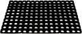 Rohožka HONEY gumová 40x60cm