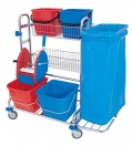 Úklidový vozík Merida Roll-Mop MO4
