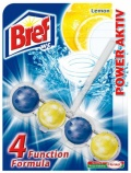 Bref Power Aktiv WC závěs lemon 51g