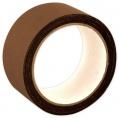 Kobercová páska hnědá 50mm/10m