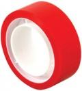 Lepicí páska Color 15mm/10m červená