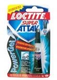 Vteřinové lepidlo Loctite Super Attak PowerGel 3g