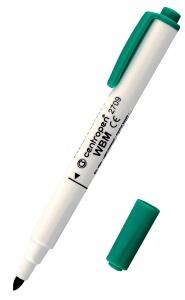 Centropen 2709 WB Marker zelený