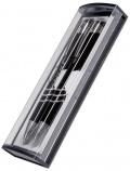Sada ADRIANA kuličková tužka a mikrotužka 0,5mm černá
