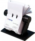Rotační vizitkář Rotacard RV 225 na 450 vizitek černý