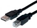 Kabel USB prodlužovací A - B
