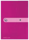 Spisová deska Easy Orga A4 fialová
