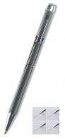 Kuličkové pero 5180  čtyřbarevné stříbrné