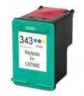 Kompatibilní inkoust HP C8766EE no.343 barevný