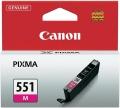 Originální inkoust Canon CLI551M XL magenta