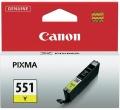 Originální inkoust Canon CLI551Y XL žlutý