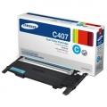 Originální toner Samsung CLT-C4072S modrý