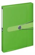 Box EASY ORGA z PP A4 zelená