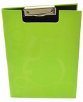 Dvojdeska Neo Colori s klipem A4 zelená