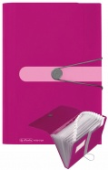 Deska Easy Orga na dokumenty A4 fialová