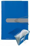 Deska Easy Orga na dokumenty A4 modrá