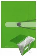 Deska Easy Orga na dokumenty A4 zelená