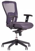Kancelářská židle DIKE DK 15 šedá