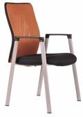 Jednací židle CALYPSO MT 1611 hnědá