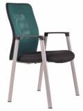 Jednací židle CALYPSO MT 1511 zelená