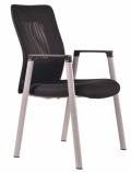 Jednací židle CALYPSO MT 1111 černá