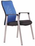 Jednací židle CALYPSO MT 14A11 modrá