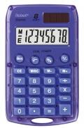 Kalkulačka REBELL STARLET WB modrá