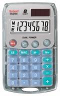 Kalkulačka REBELL STARLET WB transparentní