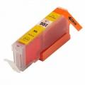 Kompatibilní inkoust Canon CLI551Y XL žlutý