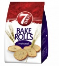 Bake Rolls 7days přírodní 80g