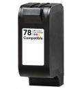 Kompatibilní inkoust HP C6578AE no.78 černý