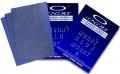 Uhlový papír CONCORDE 100 listů modrý