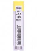 Tuha do mikrotužky Koh-I-Noor 0,3mm/HB