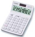 Kalkulačka CASIO JW 200TV bílá