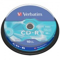 CD-R Verbatim 700MB/52x 10-pack ExtraProtection