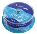 CD-R Verbatim 700MB/52x 25-pack ExtraProtection