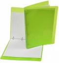 Karisblok NEO COLORI A4 100 listů linkovaný zelený