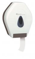 Zásobník na toaletní papír MERIDA MINI TOP šedé okénko