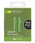 Nabíjecí baterie GP RECYKO AAA 930mAh 2ks
