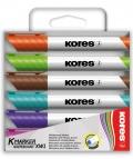 AKCE Kores K-marker XW2 6ks WB&Flip