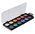 Vodové barvy Koh-i-noor 30mm 12 barev