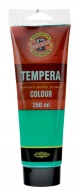 Tempera 250ml tmavě zelená