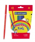 Centropen 7550/12ks Rainbow Kids