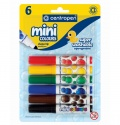 Centropen 8070/ 6ks minicolours