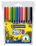 Centropen 2521 Happy liner sada 12ks