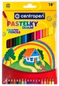 Pastelky Centropen 9520 - 18ks
