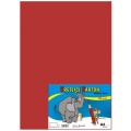 Barevný kreslící karton A2 180g červený 10ks