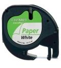 DYMO LetraTag 59421 bílá papírová S0721510