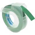 DYMO páska 3D zelená