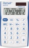 Kalkulačka REBELL SHC 322 modrá